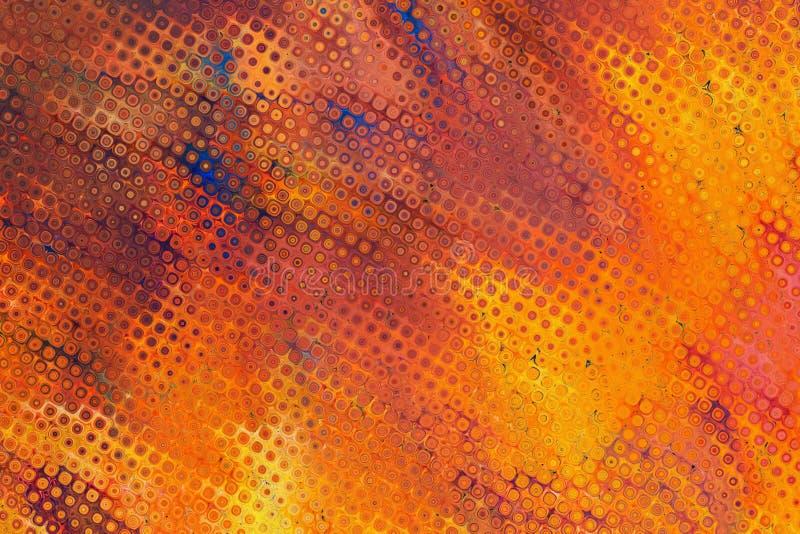 Achtergrond meetkunde van het bedrijfsmalplaatje de abstracte patroon stock illustratie