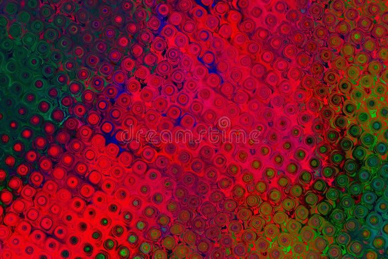 Achtergrond meetkunde van het bedrijfsmalplaatje de abstracte patroon vector illustratie