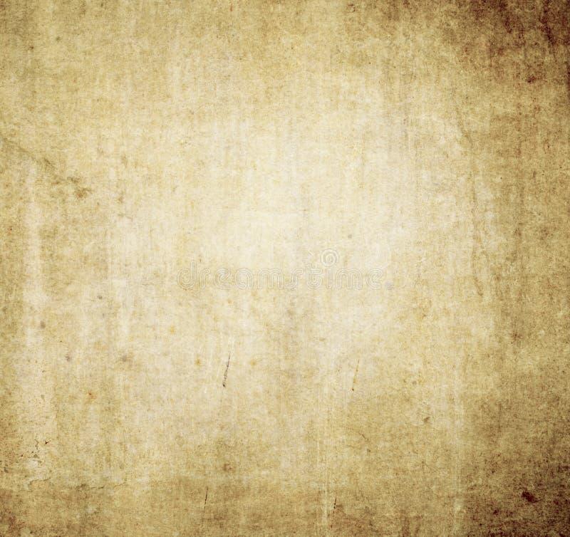 Achtergrond met aardachtige textuur stock illustratie