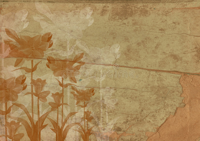 Achtergrond met interessante textuur. royalty-vrije illustratie
