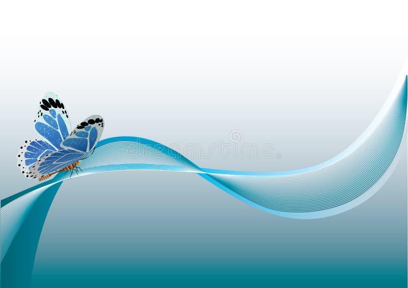 Download Achtergrond Met Lijnen. Vector. Vector Illustratie - Illustratie bestaande uit zachtheid, licht: 10782219