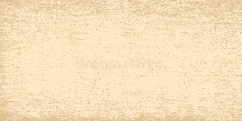 Achtergrond realistisch oud oud oud oud oud oud oud papier vector zonnebrandmiddel oud oud papier, oud oud ontwerp sjabloon royalty-vrije illustratie