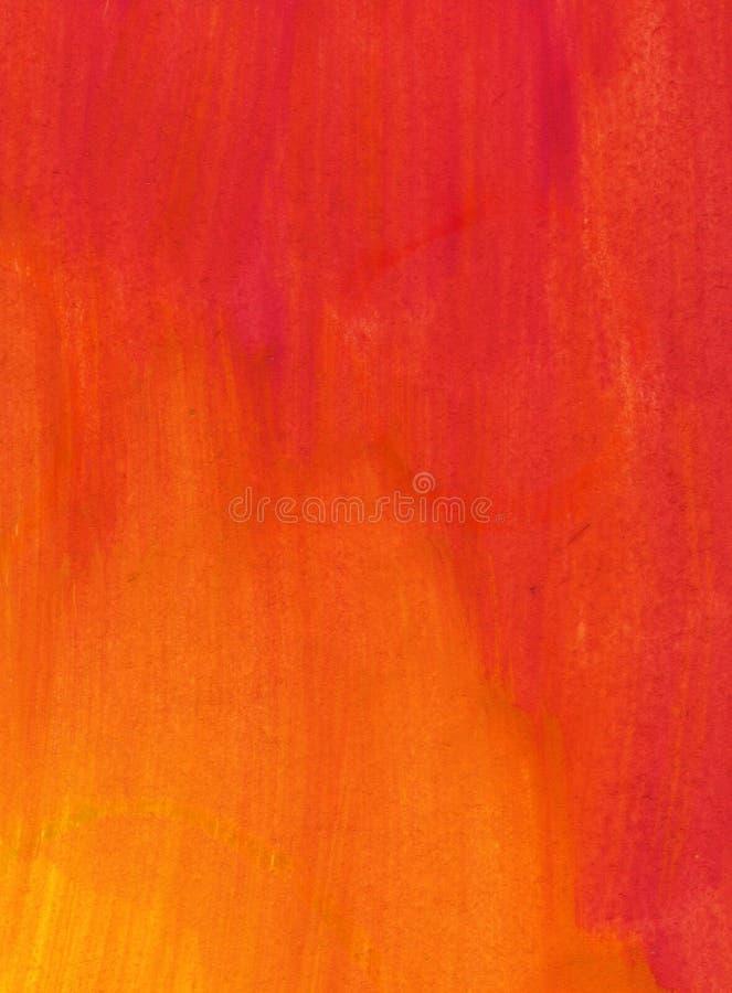 Achtergrond, rood en sinaasappel stock foto's