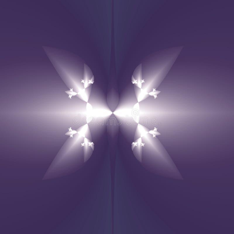 Achtergrond, samenvatting, textuur, fractal vector illustratie