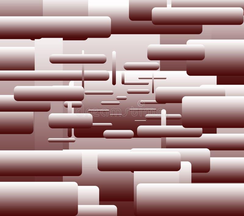 Achtergrond texturen stock illustratie