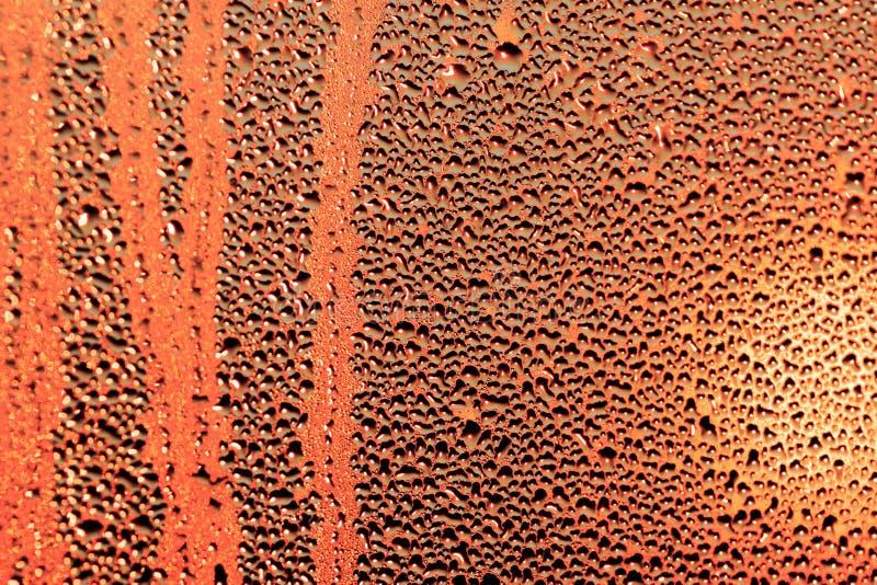Achtergrond, textuur, abstractie, waterdalingen stock afbeeldingen