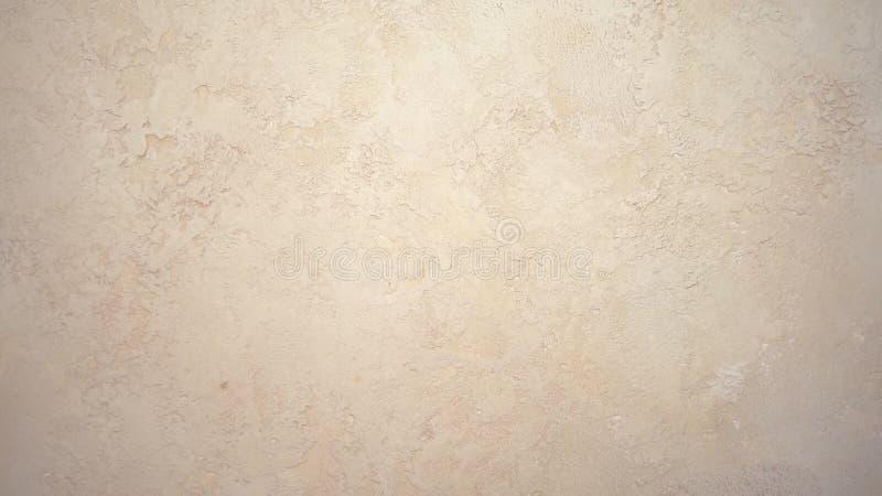 Achtergrond textuur decoratief geweven Venetiaans pleisterbeige Close-up vector illustratie
