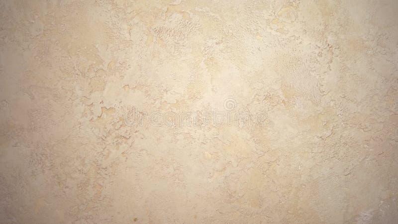 Achtergrond textuur decoratief geweven Venetiaans pleisterbeige Close-up royalty-vrije illustratie