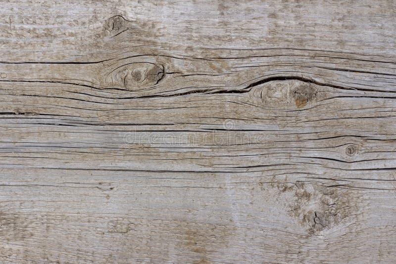 Achtergrond, textuur, houten oppervlakte, natuurlijk behandeld niet hout, stock illustratie