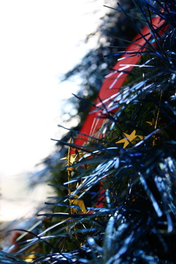 Achtergrond V van Kerstmis royalty-vrije stock afbeelding