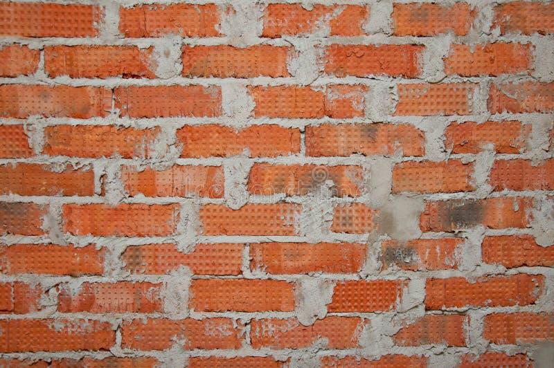 Achtergrond van bakstenen muur royalty-vrije stock afbeelding
