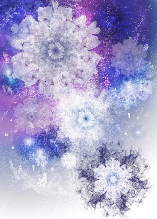 Achtergrond van bloemen vector illustratie