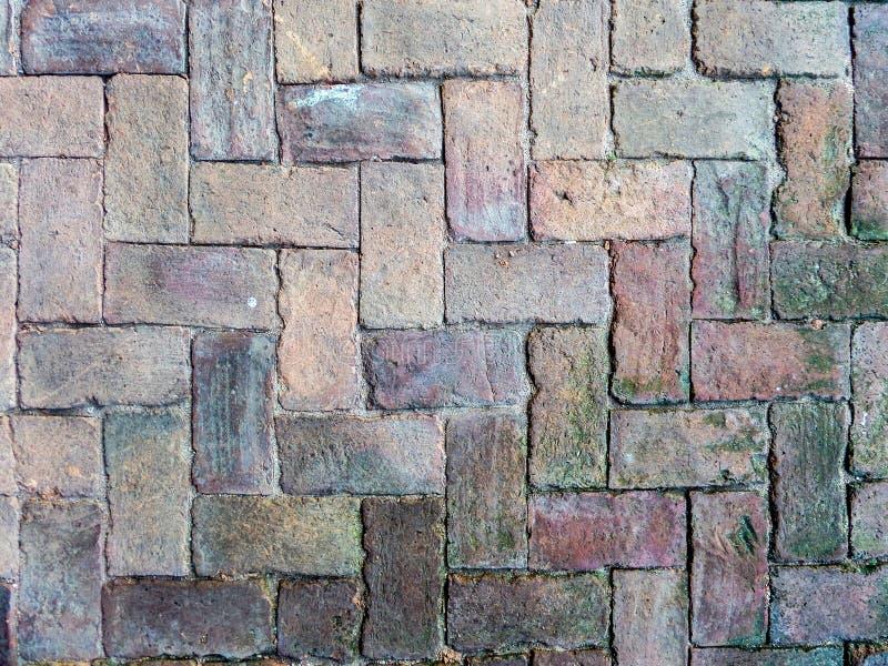 Achtergrond van blokvloer stock fotografie