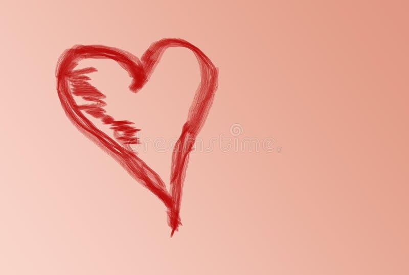 Achtergrond van de dag van Heilige Valentine royalty-vrije stock foto