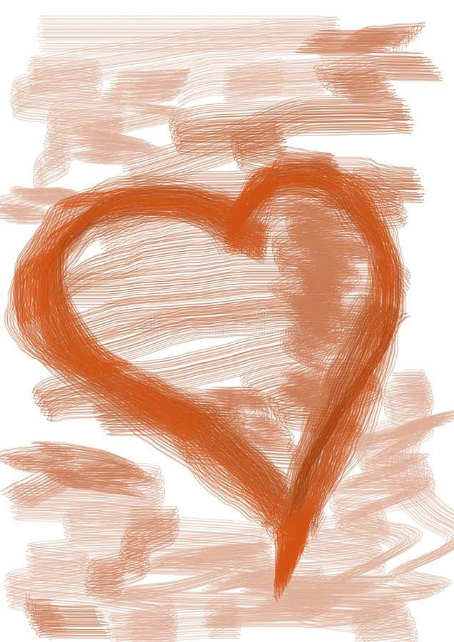 Achtergrond van de dag van Heilige Valentine stock foto's