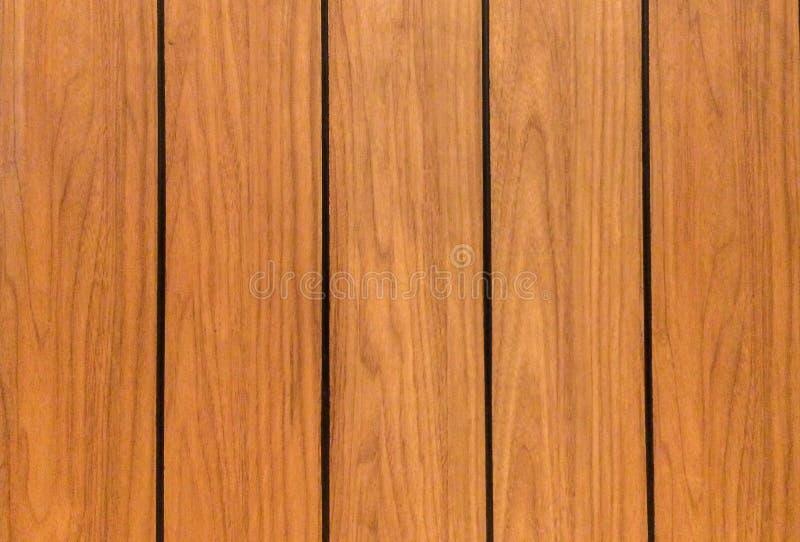 Achtergrond van de Grunge de Oude Bruine Houten Textuur stock fotografie