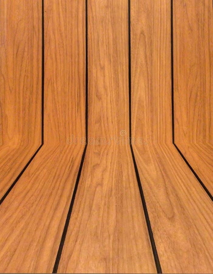 Achtergrond van de Grunge de Oude Bruine Houten Textuur stock afbeeldingen