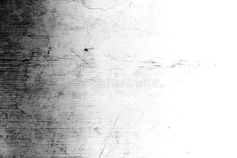 Achtergrond van de Grunge de witte en zwarte muur stock fotografie