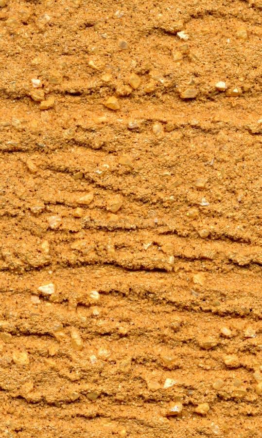 Achtergrond van de het ontwerpverf van Prous de oranje royalty-vrije stock afbeeldingen