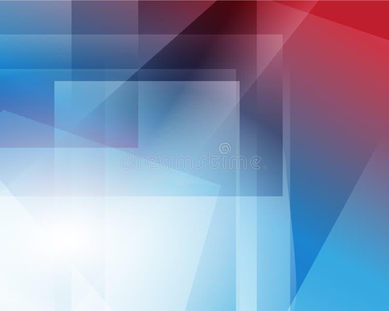 Achtergrond van de kleuren de modieuze fantasie - vectorillustratie vector illustratie