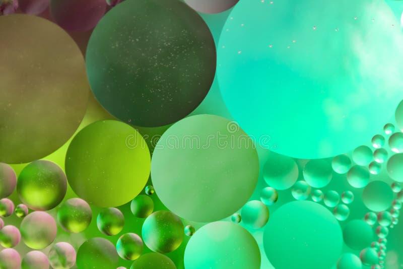 Achtergrond van de spectaculaire de ?Kosmos in de vorm van multicolored cirkels royalty-vrije stock foto