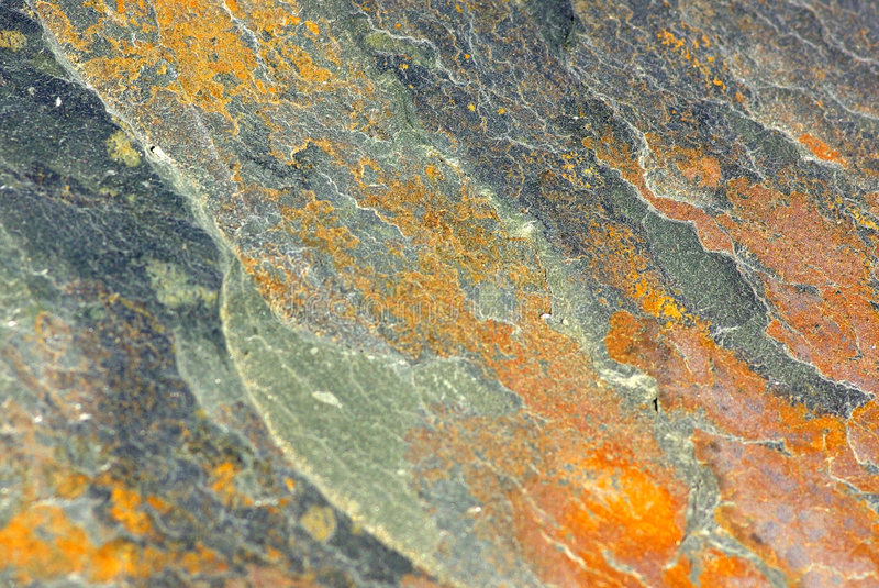 Achtergrond van een flagstone stock afbeeldingen