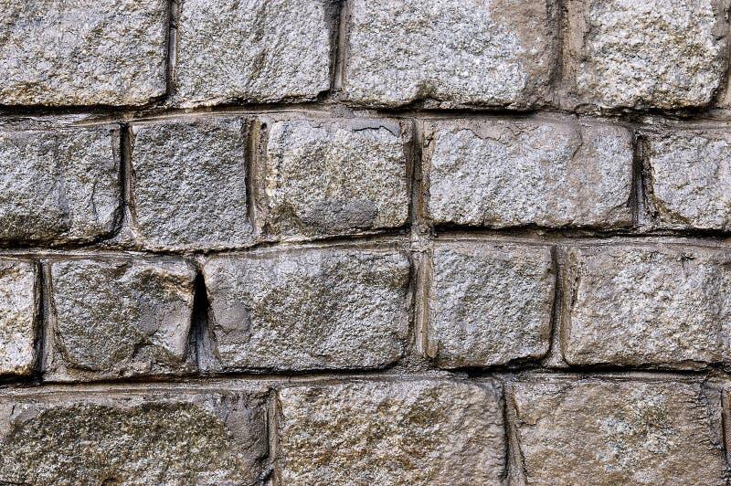Achtergrond van een granietmuur. royalty-vrije stock foto's