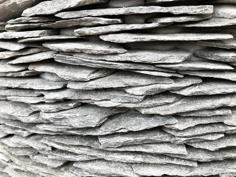 Achtergrond van een steen voor bouwmuur of tuin stock afbeeldingen