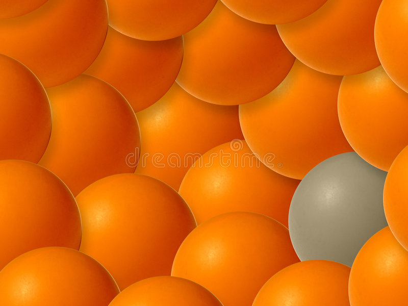 Achtergrond van gekleurde bellen, II vector illustratie