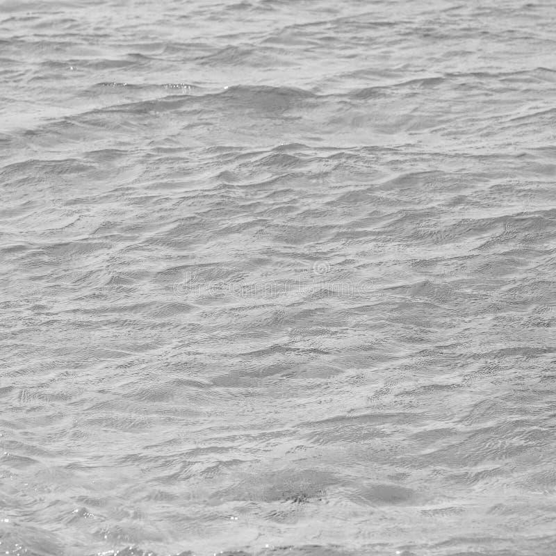 Achtergrond van het Aqua de blauwe en witte zeewater stock afbeeldingen