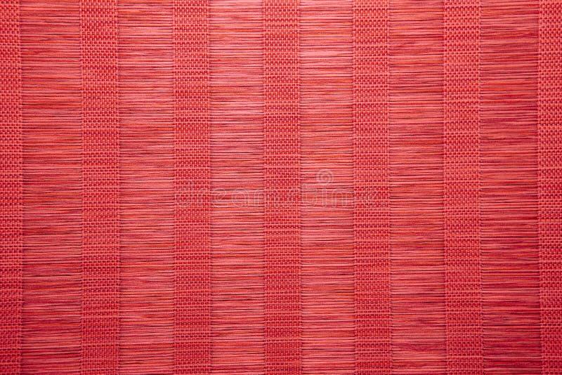 Achtergrond van het bamboe de blinde gordijn royalty-vrije stock fotografie
