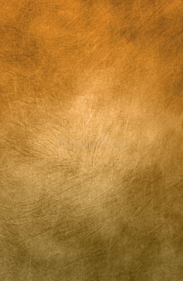 Achtergrond van het canvas Amber/Groene 1 vector illustratie
