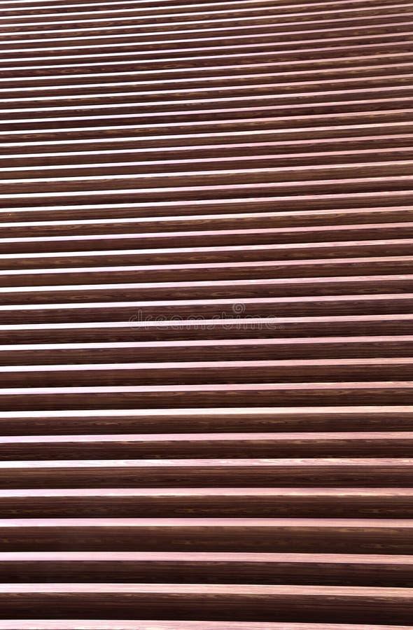 Achtergrond van houten panelen stock afbeelding