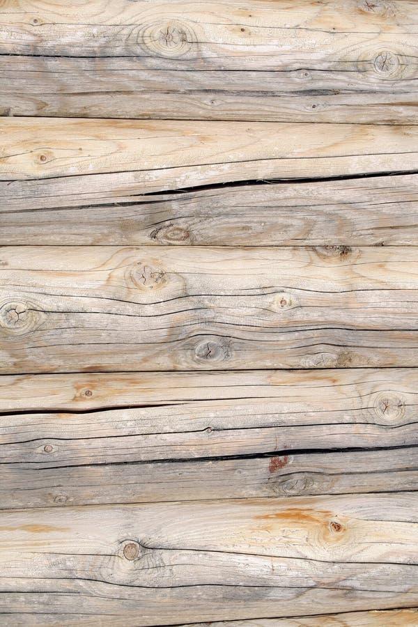 Achtergrond van houten raad stock afbeelding