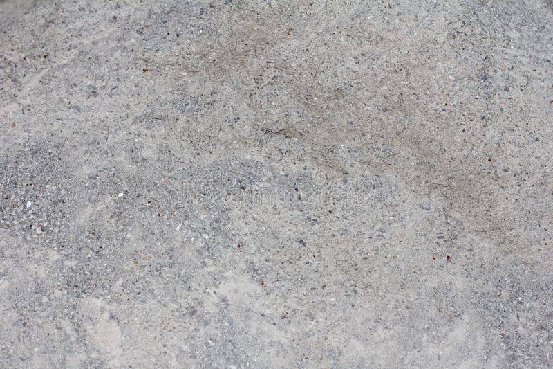 Achtergrond van klein kiezelstenen en zand royalty-vrije stock afbeeldingen