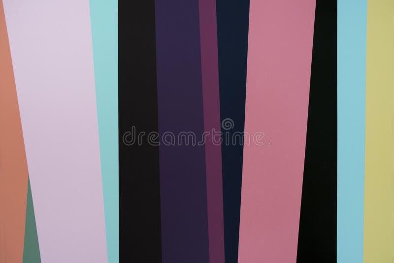Achtergrond van kleurrijke muren Geschikt voor behang en achtergronden stock foto