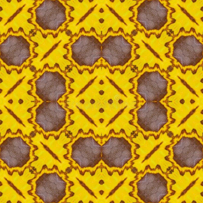 Achtergrond van mottenvleugels die wordt gecreeerd royalty-vrije stock afbeeldingen