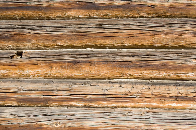 Achtergrond van oude houten muur royalty-vrije stock afbeeldingen