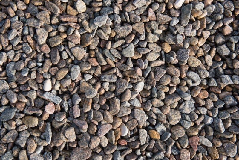 Achtergrond van overzeese stenen stock fotografie