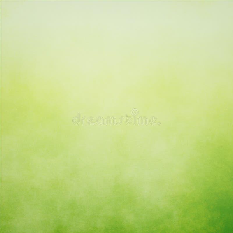 Achtergrond van pastelkleur de groene Pasen stock fotografie