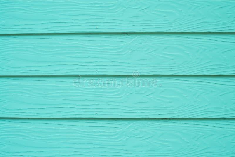 Achtergrond van Shera de houten aqua royalty-vrije stock foto