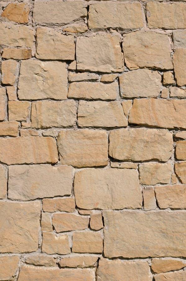 Achtergrond van steenmuur royalty-vrije stock foto