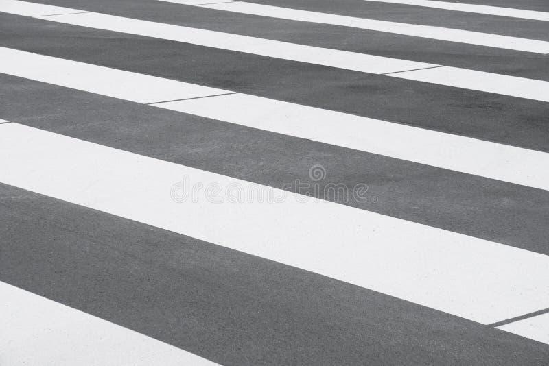 Achtergrond zebra of crosswalk stock fotografie
