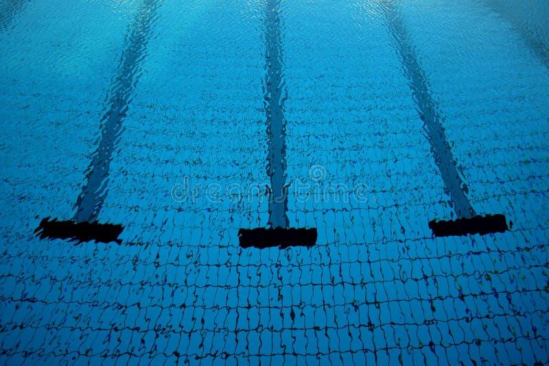 Achtergrond zwembad