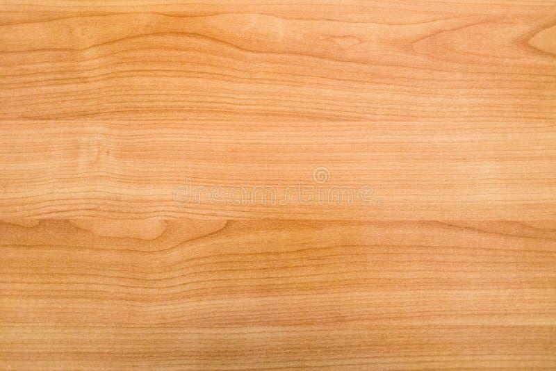 Achtergrondafbeelding van lichtbruine houten vloer royalty-vrije stock foto's