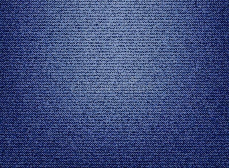 Achtergrondsjabloonontwerp met blauwe structuur royalty-vrije stock afbeeldingen