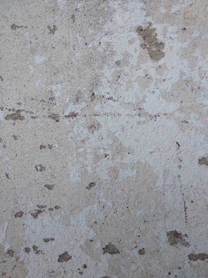 Achtergrondtextuur concrete witte muur royalty-vrije stock afbeeldingen