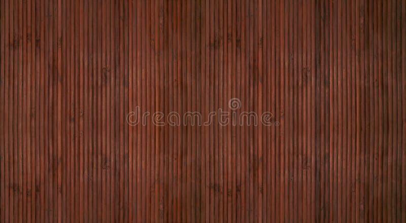 Achtergrondtextuur van bruine houten vloer stock foto's
