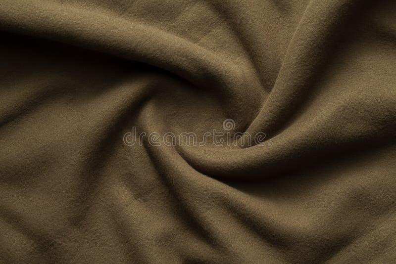 Achtergrondtextuur van bruine vacht stock fotografie