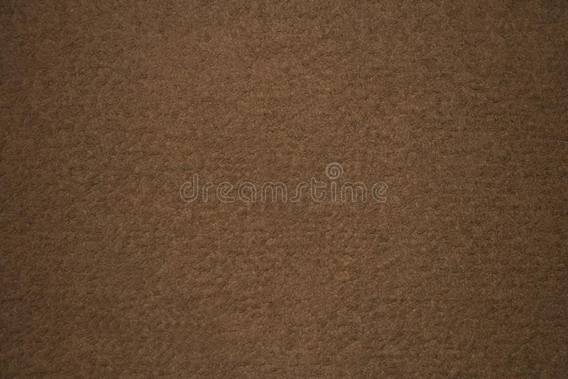 Achtergrondtextuur van het beige bekleden royalty-vrije stock afbeeldingen